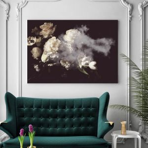 Flower Cloud | Canvas Art