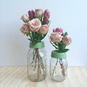 Flower Jar Set | Pistachio