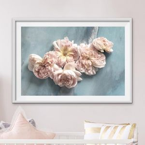 Flower Power Pastel | ACRYLIC Limited Edition Print | Antuanelle