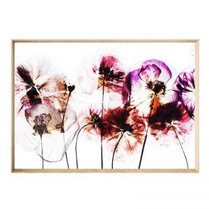 Flower Press | Framed Art Print