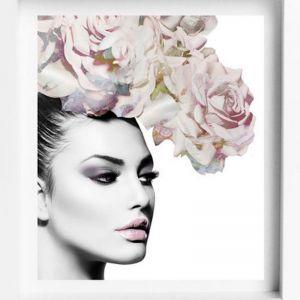 Flower Soft   Framed Print