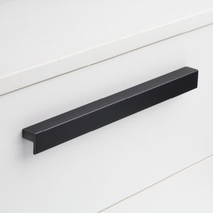 Flush Handle | Black Anodised