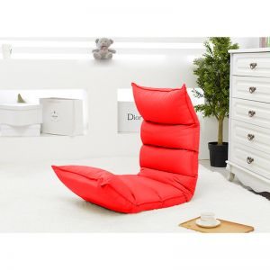 Foldable Tatami Sofa Bed | Red