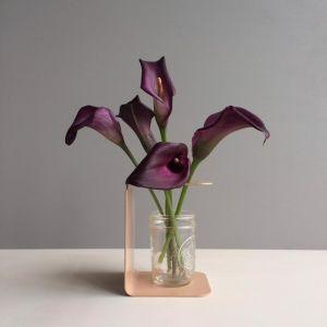 Folded Flower Frame | Terracotta