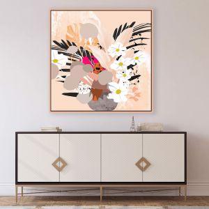 For Florence | Art Print or Canvas | Framed or Unframed