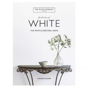 For The Love Of White | Coffee Table Book
