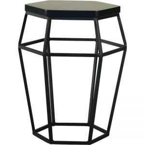 Ford Stool/Side Table | Black