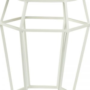 Ford Stool/Side Table | White