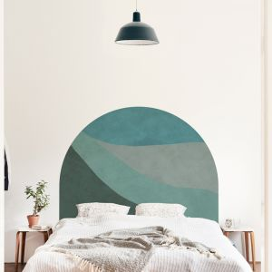 Forest Scapes | Reusable Decal Headboards