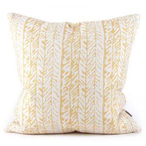 Foxtrot Mustard Cushion