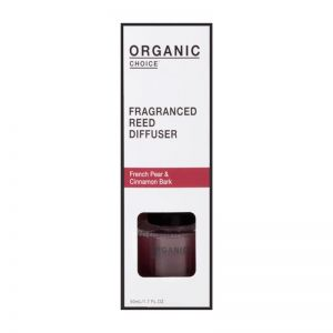 Fragranced Reed Diffuser | French Pear & Cinnamon Bark