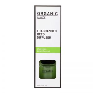 Fragranced Reed Diffuser | West Indian Lime & Coconut