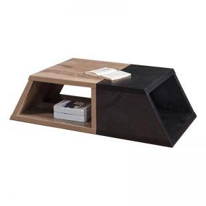 Franco Coffee Table | 140cm | Mahogany Black