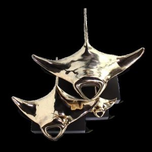Frank The Manta-Ray by Mr Pinchy & Co