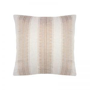 Frankland Square Cushion | Bisque