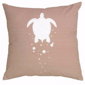 Franklin Cushion   Warm Taupe