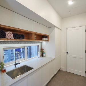 Freedom Kitchens | Laundry Build | Elyse & Josh