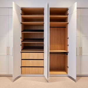Freedom Wardrobes | Studio Wardrobe | Andy and Deb