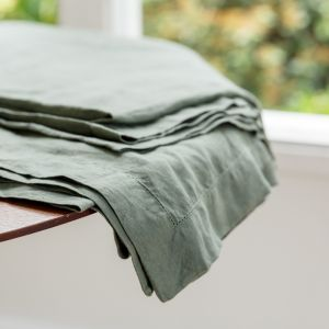 French Linen Grazing Cloth | Ex Large | Sage