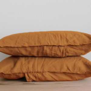 French Linen Pillowslip Pairs by Bedtonic | Pindan