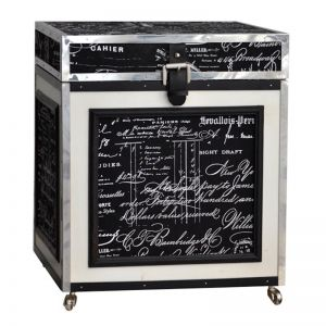 French Script Trunk | Small | by Dasch Design