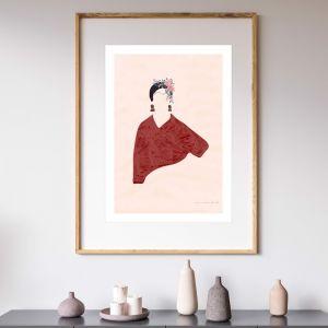 Frida | Art Print