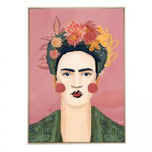 Frida Carmen | Boxed Canvas Print