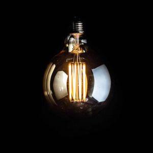 G125 Long Filament Bulb