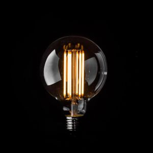 G95 Long Filament 6W Clear Bulb