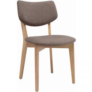 Gabby Dining Chair | Oak + Grey | Modern Furniture