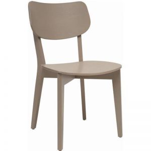 Gabby Dining Chair | Taupe Grey | Modern Furniture