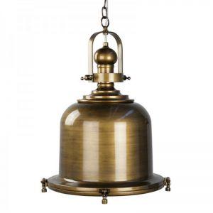 Gaia Classic Pendant Light | Antique Brass