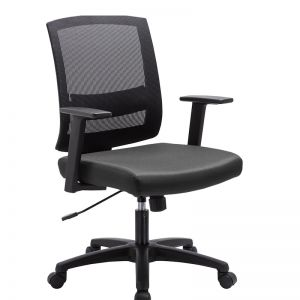 Galen Mesh Ergonomic Office Chair | Black