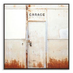 Garage | Canvas or Print by Artist Lane