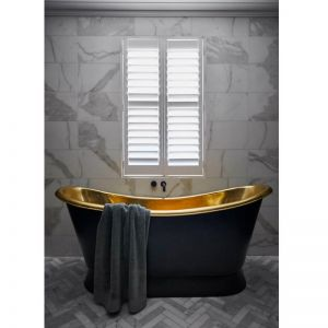 Gatsby Brass Bath
