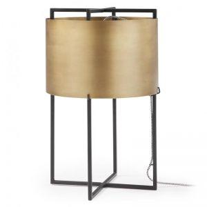 Gatwick Brass Table Lamp   CLU Living