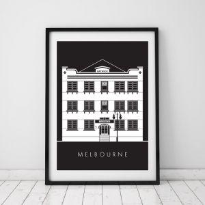 Gatwick Hotel Print | First Release Print