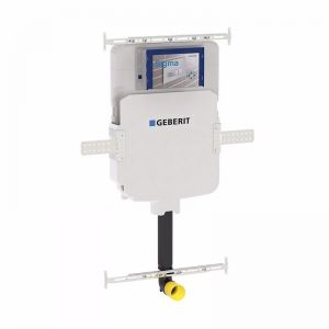 Geberit Sigma 8 Cistern | Back to Wall