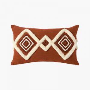 Gemini Cushion | Clay