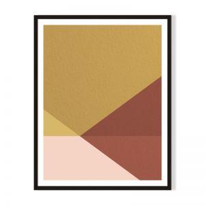 Geo 3 | Framed Print | Artefocus