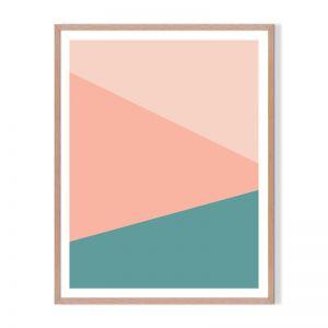 Geo 6 | Framed Print | Artefocus