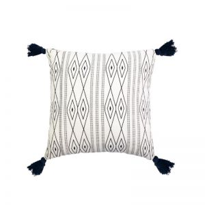 Geometric Tassel Cushion | OMG I WOULD LIKE