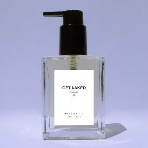 Get Naked Massage Oil | 100ml