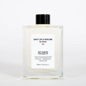 Get Naked Massage Oil | 200ml