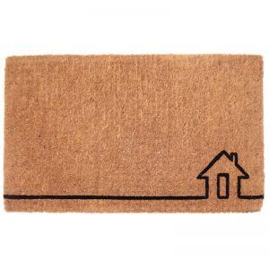 Ghar Doormat   100% Coir   45 x 75cm