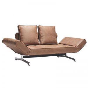Ghia Single Sofa Bed | Various Colours