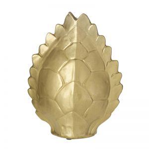 Gilt Turtle Vase   Small