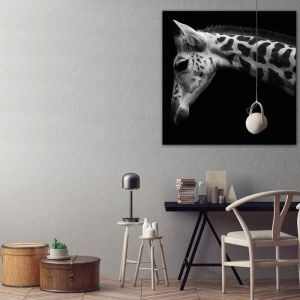 Giraffe - Highborn | Canvas Print