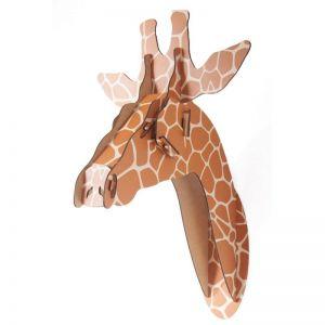 Giraffe Wall Mounted Puzzle