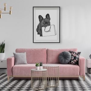 Giselle's Chanel | Limited Edition | Wall Art Print